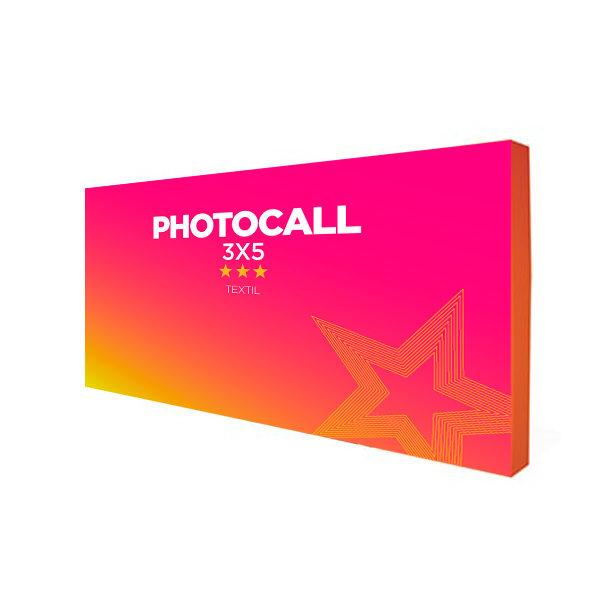 comprar photocall textil 5x3