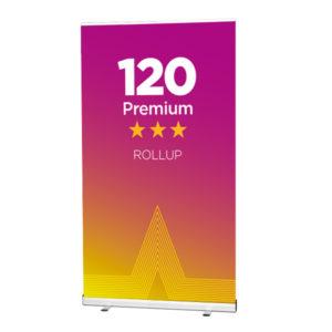 comprar roll up 120 premium