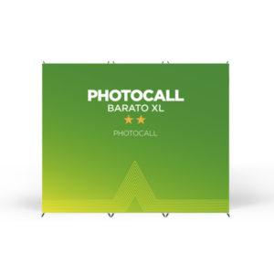 photocall barato xl