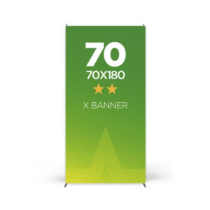 comprar x banner 70