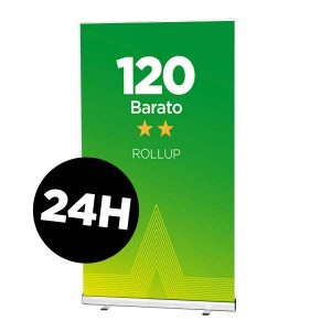 roll up barato 120 24h