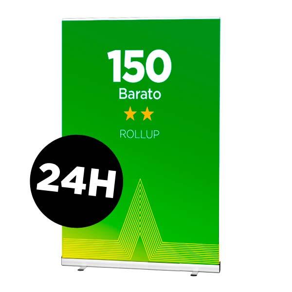 comprar roll up barato 150 24h